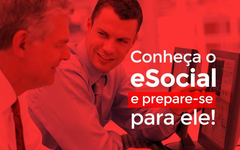 Conheça O ESocial